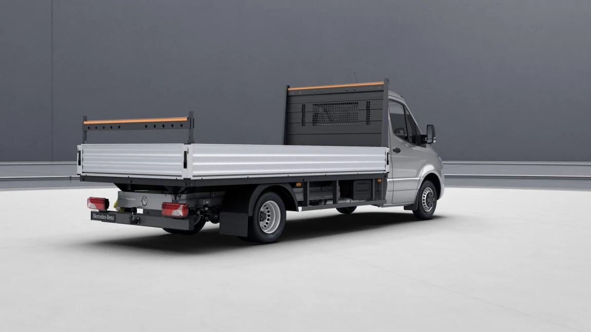 sprinter plateau utilitaires l gers mercedes benz. Black Bedroom Furniture Sets. Home Design Ideas